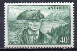 420/ Andorre  : N° 117 Neuf XX , Cote : 6,70 € , Disperse Belle Collection !