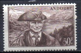 420/ Andorre  : N° 118 Neuf XX , Cote : 1,60 € , Disperse Belle Collection !