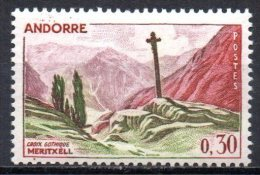 420/ Andorre  : N° 159  Neuf XX , Cote : 0,80 € , Disperse Belle Collection !