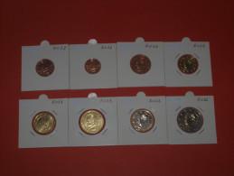 KMS BELGIUM - BELGIEN (1 Cent Bis 2 Euro) 2011 - Belgique