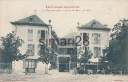 AULUS LES BAINS - N° 377 - LE GRAND HOTEL DU MIDI - France
