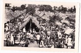 CP Photo  Cote D'ivoire Marché Et Foret   Collection G.Labitte - Ivory Coast