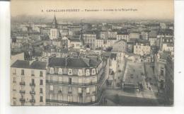 Levallois Perret, Panorama, Avenue De La République - Levallois Perret