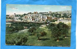 BETHANIE -Vue Générale Et Champ D'oliviers-années 1900-10-édition  Ephtimios Fres - Palestine