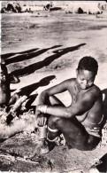 CP Photo Femme Sara - Tchad