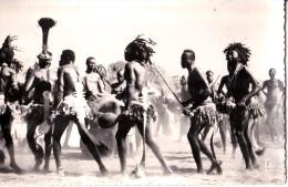 CP Photo Danses Apres La Récolte Du Coton - Chad
