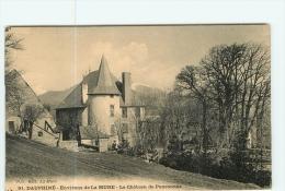 LA MURE - Ses Environs - Château De PONSONNAS - 2 Scans - La Mure