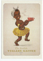 Der Herrliche VILLARS-KAFFEE   - Amorimage Pour Humour à La Carte PU 420 - Pubblicitari