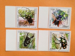 Vietnam Viet Nam MNH Perf Stamps : Insects / Insect / Bug (Ms1060) - Issued On 20 Oct 2015 - Vietnam