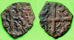"[DO] GENOVA - Luigi XII ""Re Di Francia"" (1507)   MINUTO (Mistura) - Regional Coins"