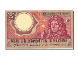 Pays-Bas, 25 Gulden Type 1953-56 - [2] 1815-… : Kingdom Of The Netherlands