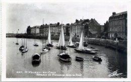 76 SAINT-VALERY-EN-CAUX ++ Bâteaux De Plaisance Dans Le Port ++ - Saint Valery En Caux