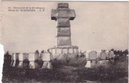 Monument De La 28e Brigade Ferme De Wacques - Souain-Perthes-lès-Hurlus
