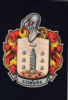 0087 POSTAL CORUÑA - La Coruña