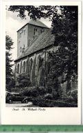 Stade – St. Wilhadi-KircheVerlag: ---------------,POSTKARTEFrankatur,  Stempel, Erhaltung: I-II, Karte Wird In Kla - Stade