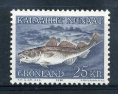 1981 GROENLANDIA SERIE COMPLETA ** - Groenlandia
