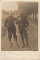 Ancienne Photo Carte Postale Militaire - Guerre, Militaire