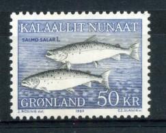 1983 GROENLANDIA SERIE COMPLETA ** - Groenlandia