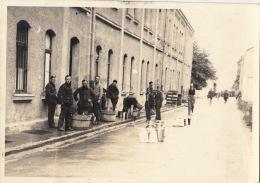 Ancienne Photo Carte Postale Guerre Prisonnier Militaire à Billingen ? Censure Gepruft 10 Septembre 1941 - War, Military