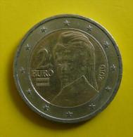 Münzen, EURO, Osterreich, 2 Euro - 2010 - Oesterreich