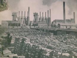CPA USA Alabama Sloss Furnace Four Sloss Usine - Etats-Unis