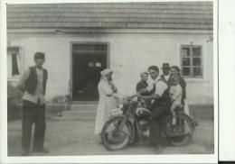 OLD MOTO   --  ORIGINAL PHOTO   12 Cm X 9 Cm - Fotos