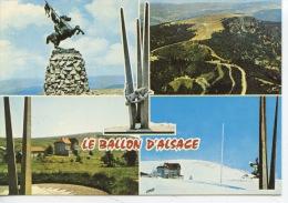 Ballon D´Alsace Multivues N°314 éd Europ Neuve - France