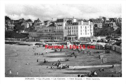 Reproduction D'une Photographie De Dinard La Plage - Reproductions
