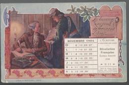 CPA - ILL. - MOIS DE NOVEMBRE 1904 - TBE - Ilustradores & Fotógrafos