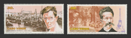 CABO VERDE 1999 - Roberto Duarte Silva, Chemistry - Mi 761-2 - Chimie