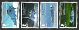 BRITISH ANTARCTIC 2013 HALLEY VI RESEARCH STATION SET MNH - Britisches Antarktis-Territorium  (BAT)