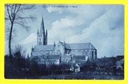 * Lichtervelde (tss Roeselare - Torhout) * (SBP, Nr 2) L'église, Kerk, Church, Kirche, Rare, TOP CPA, Unique, Zeldzaam - Lichtervelde