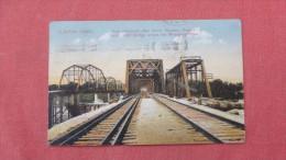 North Wester Double Track Bridge  Clinton - Iowa>  ====== ======== ===  ref  97