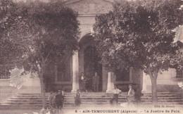 AIN TEMOUCHENT  LA JUSTICE DE PAIX (CHLOE10) - Algerije