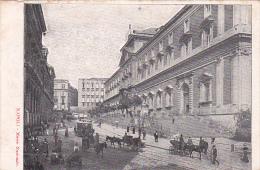 Italia Cartolina Nuova ,Napoli Museo Nazionale - Postcards