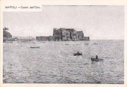 Italia Cartolina Nuova, Napoli Castel DellÓvo - Postcards