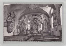 SUISSE - URI - WASSEN - CPSM - EDIFICES - EGLISES - Inneres De Pfarrkirche - UR Uri