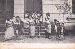 Italia Cartolina Nuova La Tarantella - Postcards
