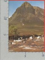 CARTOLINA VG REGNO UNITO - SCOZIA - The Peak Of Buchaille Etive Mor - Argyll - 10 X 15 - ANN. 1980 - Argyllshire