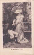 Italia 1906 Cartolina Usata,.Giuliano-idillio - Postcards