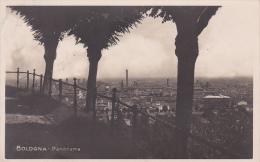 Italia 1911 Cartolina Usata, Bologna Panorama, Sent To Austria - Postcards