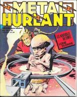 """""""Métal Hurlant""""-revue N°20-1977-TBE - Métal Hurlant"""