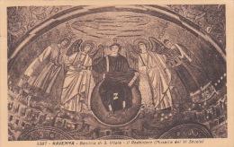 Italia 1914 Cartolina Usata, Ravenna,basilica Di S. Vitale - Postcards