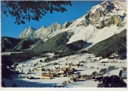 RAMSAU Am Dachstein, Wintersportzentrum - Ramsau Am Dachstein