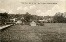 76 St-DENIS-sur-SCIE ++ Vue Générale - Vallée De La Scie ++ - Autres Communes
