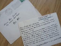 André DUMAS (1874-1943) Poète & Dramaturge - Société Gens Lettres - AUTOGRAPHE - Autographs