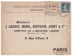 Perforé,perforés,perfins,Coquelle Gourdin & Fils  Dunkerque - Perforés