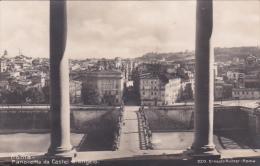 Italia 1921 Cartolina Usata, Roma Panorama Da Castel SantÁngelo, Sent To Austria - Postcards