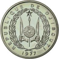 Monnaie, Djibouti, 50 Francs, 1977, FDC, Nickel, KM:E6 - Djibouti