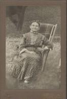 Foto  Auf  Karton    Aus Den Jahr 1907     Weitzmann - Fotos
